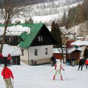 Recreational object by ski resort Modra Hvezda
