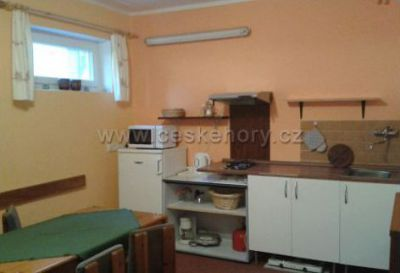 Private accommodation Marie Kocová
