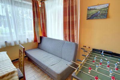 Wellness cottage Kaštánek, Kvilda