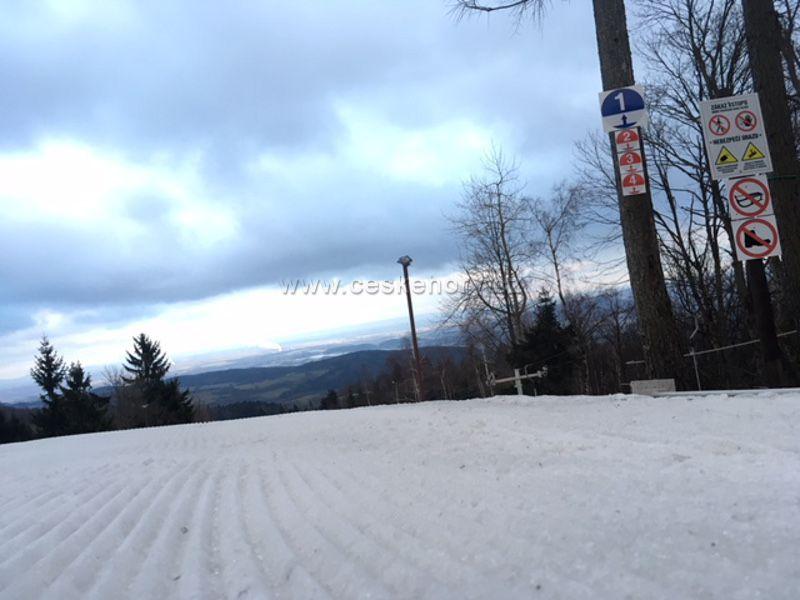 Ski resort Alšovka