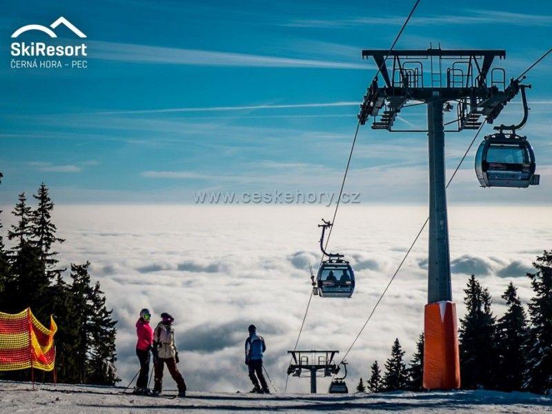 Černá hora - Janské Lázně - SkiResort