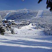 Ski resort Červenohorské sedlo