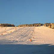 Ski resort Fichtelberg