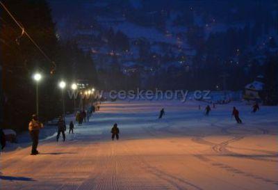 Ski resort Harrachov