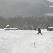 Ski resort Horní Halže