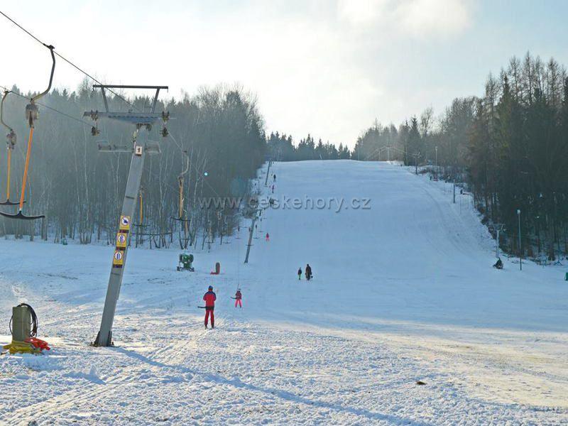 Ski resort Horní Podluží