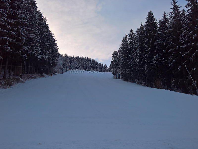 Ski resort Klepacov