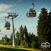 Cabin lift Janske Lazne - Cerna hora