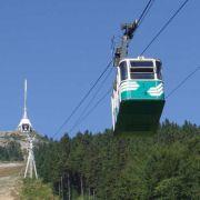 Funicular Ještěd