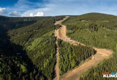 Funicular Jáchymov - Klínovec