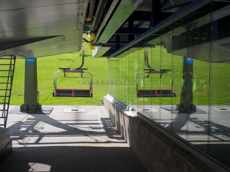 Funicular Ramzová - Šerák