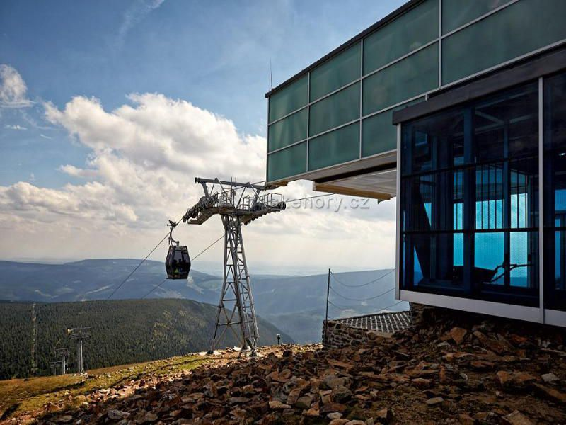Funicular Sněžka