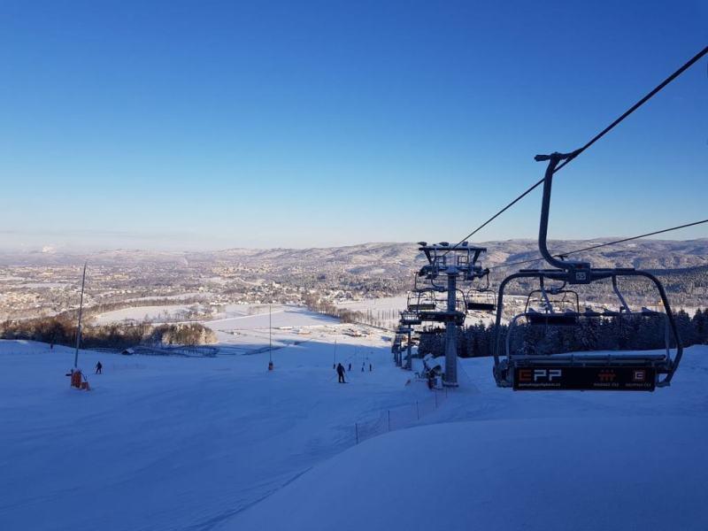 Ski centre Obří sud Javorník