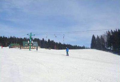 Ski resort Pěnkavčí vrch