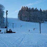 Ski resort Polevsko