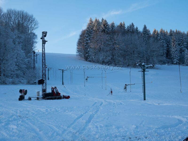 Ski resort Polevsko