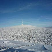 Ski resort Praděd - Ovčárna