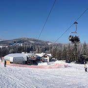 Ski resort Ramzová