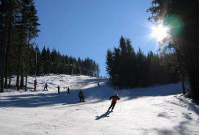 Ski resort Razula