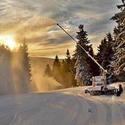 Ski resort Říčky