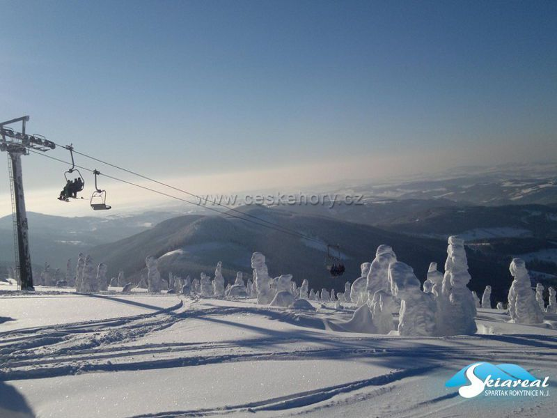 Ski resort Rokytnice nad Jizerou - SKIREGION.CZ