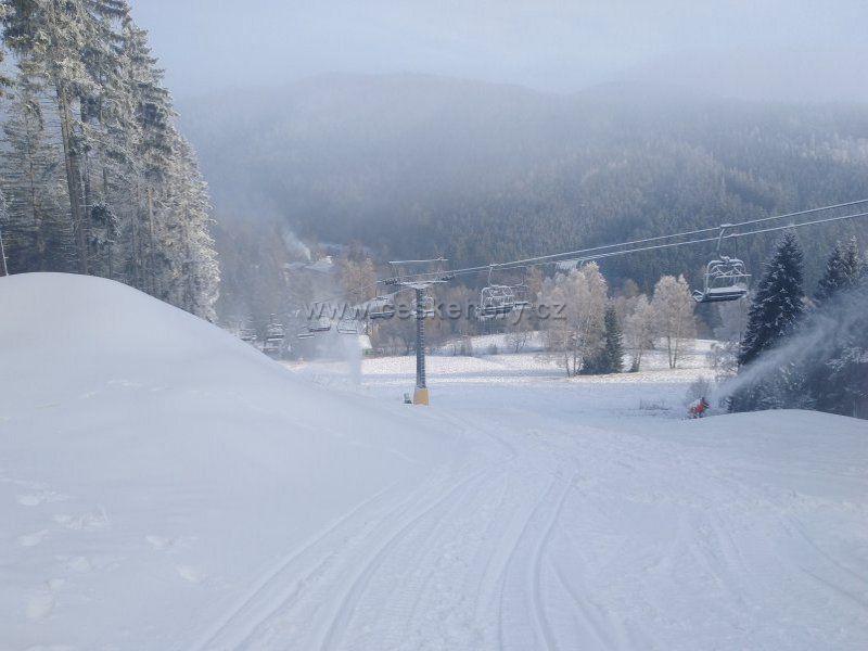 Ski Centre Bublava - Stříbrná