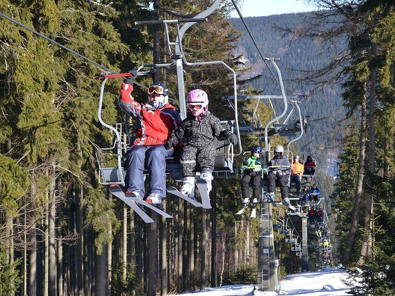 Ski resort Klobouk