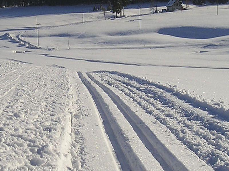 Nejdek cross-country skiing area