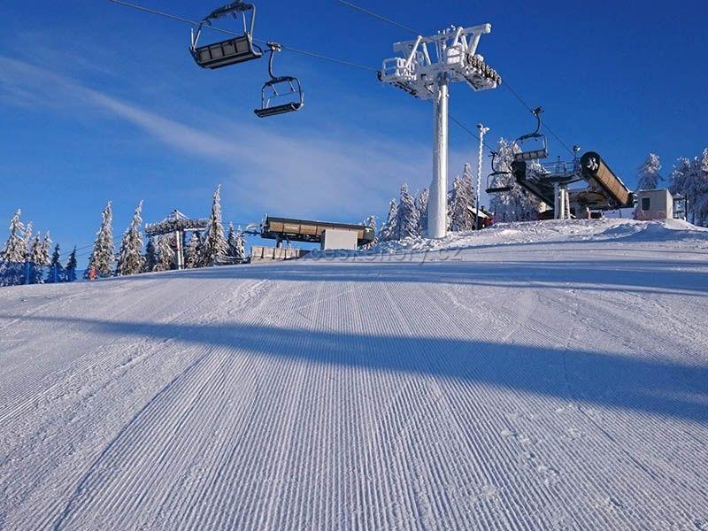 Ski resort Plešivec
