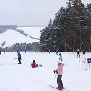 Ski resort Újezd u Valašských Klobouk
