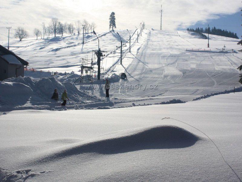Ski centre NELLA Bartošovice