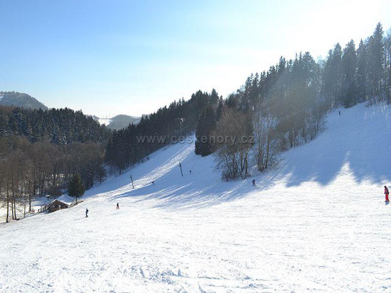 Ski resort Buřín