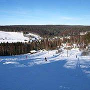 Ski resort Český Jiřetín