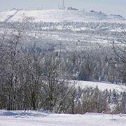 Cross-country skiing resort Dlouhá Louka