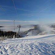 Ski resort Hartman