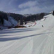 Ski resort Ještěd