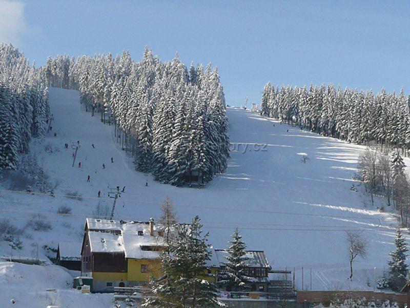 Ski centre KASTE + RELAX Petříkov