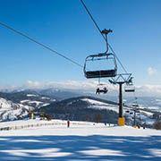 Ski centre Vrchlabí Kněžický vrch