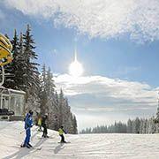 Ski resort Kopřivná