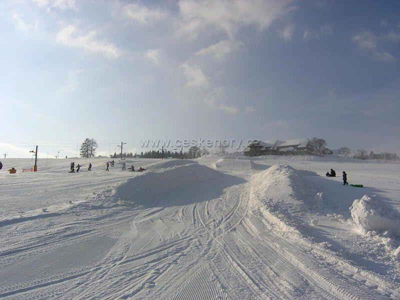 Ski resort Kvilda