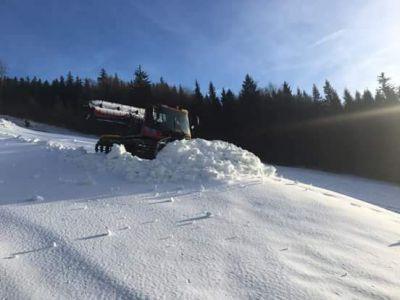 Ski centre Ludvíkov