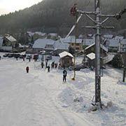 Ski resort Merklín