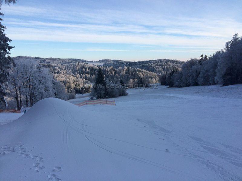 Myšák Ski Resort
