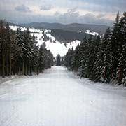 Ski resort Strážný