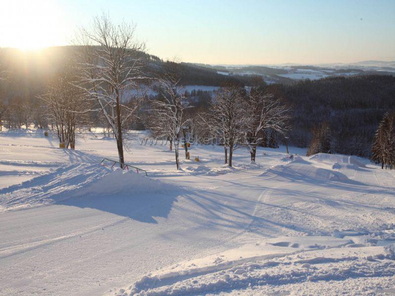 Ski resort Kořenov - Příchovice - SKIREGION.CZ