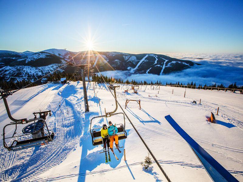 Ski centre Špindlerův Mlýn