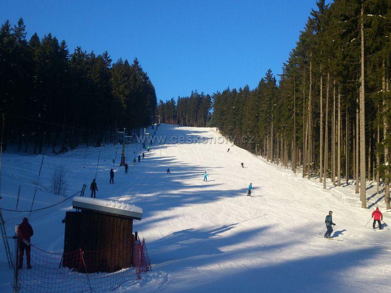 Ski resort Aš