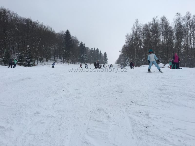 Ski lift Tisá