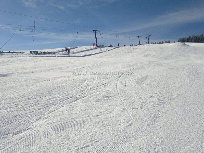 Ski resort Arrakis  Žacléř - Prkenný Důl