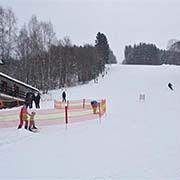 Ski resort Zlatá Olešnice